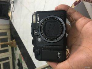 Canon G12 fullbox nguyên zin mới 98%