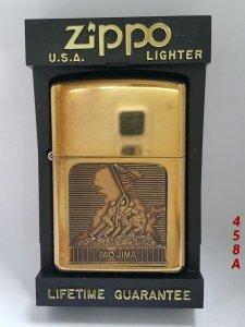Z.458A __solid brass 1995 __IWO JIMA