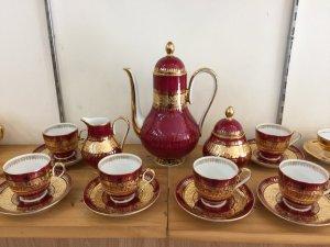 Bộ trà châu au