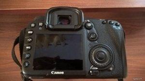 Canon 7D + lens 15-85