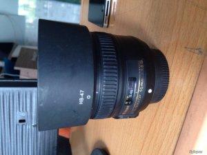 Nikon D7100 len 50F1.8G