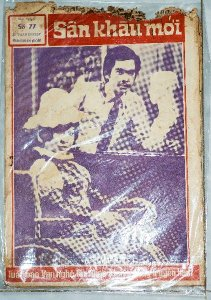 Giao lưu lô tạp chí trước 1975