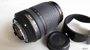 Ống kính Nikon 18-140 VR
