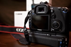 Canon 7D giao lưu