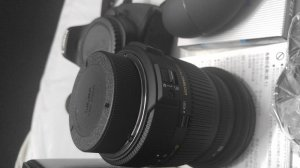 Lens Sigma 17-50 f2.8 OS for Nikon (mới 100%)