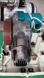 Bơm hơi MAKITA AC700 JAPAN 1240W 100V , vỏ bình nhôm áp cao