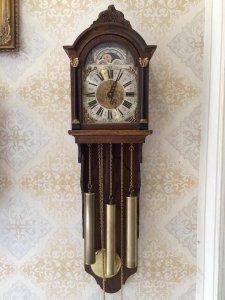 Đồng hồ 3 tạ wuba 8 gong sx Đức 1960 !