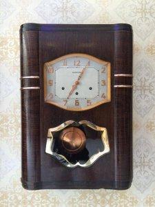 Đồng hồ vedette số nổi sx Pháp 1930 !