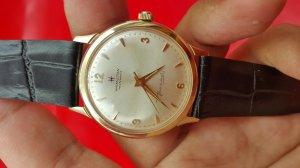 Đồng hồ Hamilton vỏ vàng khối 14k xưa chính hãng