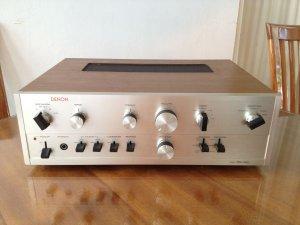 AMPLY DENON PMA-350Z, máy zin nguyên bản & rất đẹp