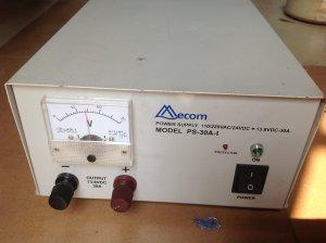 Bộ Nguồn PS-30A-I 13.8VDC 30A cho máy thông tin MF/HF 100W/150W