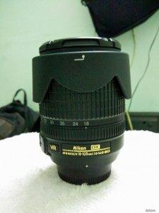 Lens 18-105vr nikon