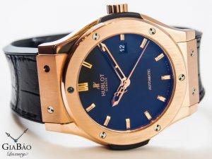 Đồng hồ Hublot Fusion Classic 18k King Gold !