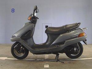 Honda FREEWAY 250cc đầu 12 vừa đấu giá xong