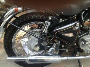 Royal enfield bullet 350 classic cỗ jin đẹp nguyên con