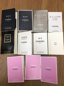 Vial Chanel nam nữ