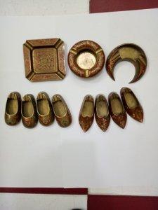 Bộ Sưu Tập Gạt tàn Thuốc - MADE IN INDIA - Đồ xưa -