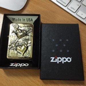 Zippo Trái tim thiên thần và ác quỷ 2013