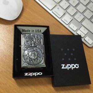 Zippo đồng hồ tích tắc 2015
