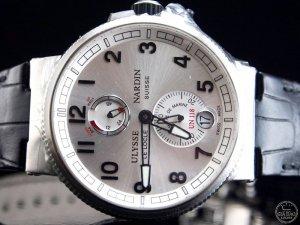 Đồng hồ Ulysse Nardin Marine Diver Chronometer 1183-126