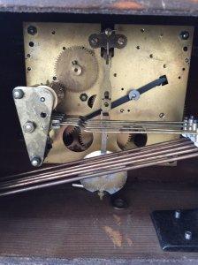 Đồng hồ máy Đức nguyên bản tại Hải Phòng