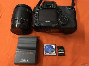 Canon 30D máy 98% =>3tr2/ Lens Tamron 28-105mm =>3tr4