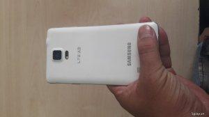 """Samsung Note 4 - MH 5.7"""", Chip 8 nhân, RAM 3GB, zin 100%, siêu đẹp"""