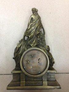Đồng hồ Pháp Cao: 23 cm