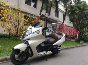 Honda SilverWing 600cc biển Hà nội & Honda CBX125 Chính chủ Bán
