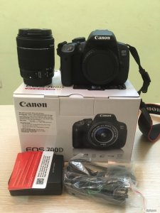 Canon 700D fullbox mới 98%