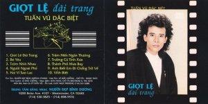 10 cd rất hay và tình cảm của nam ca sỹ TUẤN VŨ giá 300k bao ship