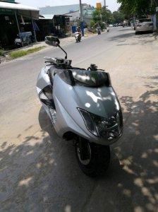 Yamaha Maxam 250 fi 2012 sang tên toàn quốc