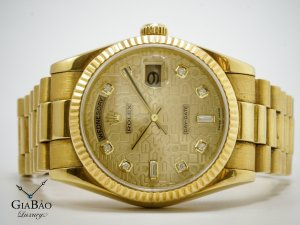 ĐỒNG HỒ ROLEX PRESIDENT DAY-DATE 118238