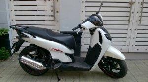 TP HCM - Cần bán Honda SH xe nhập giá 25.5tr