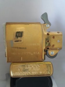 Z.989_brushed brass 1997__JERNAS