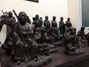 18 vị La Hán Chùa Tây Phương