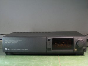 AKAI video cassette recorder VS-A650