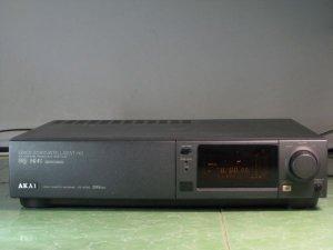 AKAI video cassette recorder VS-A650