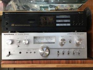 CD Nakamichi OMS-7II nổi tiếng thế giới nghe nhạc, vàng nhạc sến, nhạcxưa hay tuyệt vời