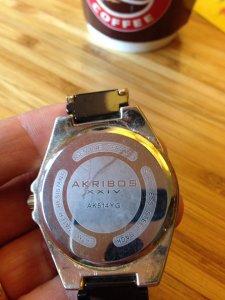 Đồng hồ chính hãng Akribos XXIV