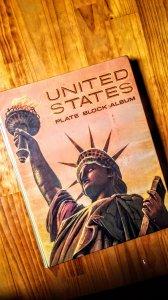 BỘ TEM CỔ của Mỹ (ĐÓNG CUỐN THÀNH BỘ) 1935-1962
