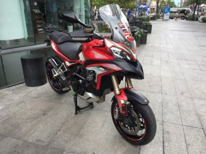 Ducati Multistrada 1200 - 2014 - ODO 25k