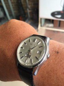 Đồng hồ Seiko Business-A