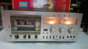 Đầu cassette deck Pioneer CT800 đẹp long lanh giá 4,2tr
