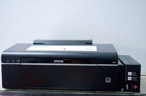 Bán máy in Epson L800 hàng chính hãng xài mực zin