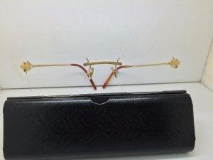 vintage CARTIER PARIS 24K gold filled eyeglasses frames Serial 2987963 FRANCE cây {số 147}
