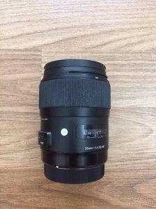 Canon 6D + len sigma art 35mm 1.4 --mới 99% zin từ a-z