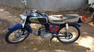 Honda 1S 65 USA