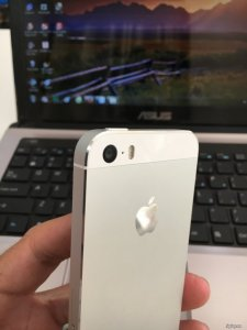 iphone 5s 16g trắng zin all 99%