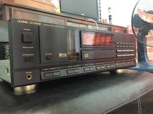 Cd Luxman D107-u